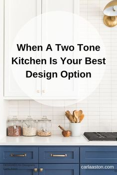 Save this article for reference later when you are doing a partial kitchen remodel design for your home! #whitekitchen
