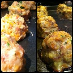 Paleo, Gluten-Free Turkey Meatballs | Betty Rocker
