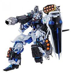 Gundam SEED Gundam Astray Blue Frame Full Weapon Equipment Figure #Bandai