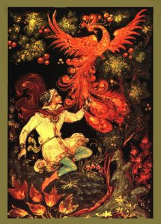 Legend of the Firebird