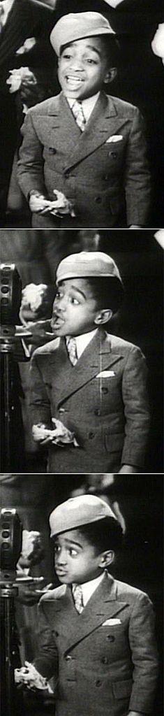 Rufus Jones for President (1933) starring Ethel Waters & 7 year old Sammy Davis