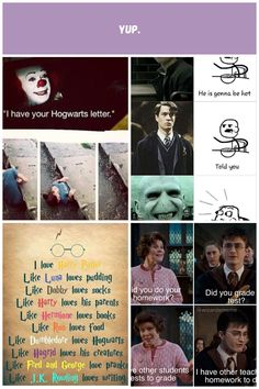 "18 Scarily Funny ""It"" Memes That Will Make You Sh-It Yourself With Laughter Harry Potter memes Yup."