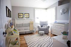 Les 10 thèmes les plus populaires pour décorer une chambre de bébé