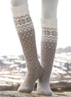 Socks & Slippers - Free knitting patterns and crochet patterns by DROPS Design Crochet Socks, Knitting Socks, Knit Crochet, Knitted Boot Cuffs, Drops Design, Knitting Patterns Free, Free Knitting, Free Pattern, Crochet Patterns