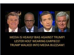 Best analisis on debate Trump Ran Into A Buzzsaw! Holt Wearing Earpiece! Several Candy Crowley Moments!