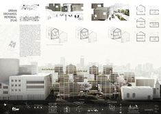 House projects architecture layout 24 Ideas for 2019 Architecture Panel, Architecture Graphics, Urban Architecture, Architecture Portfolio, Architecture Layout, Architecture Student, Architecture Presentation Board, Presentation Layout, Presentation Boards
