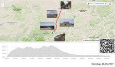 Ayna - Albacete, von den Bergen in die Ebene  Vollständiger Bericht bei: http://agu.li/1gq  Nicht ganz freiwillig eine stark gekürzte Etappe, mit wenig Höhenmetern, aber immer noch einer 35 KM langen Abfahrt. Die felsigen Berge habe ich vorerst wieder verlassen und rollte zwischen Getreidefeldern, Salatfeldern, umsäumt von vielen Windrädern hindurch. Das GPS registrierte: 61.94 KM und 537 Höhenmeter.