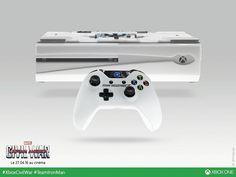 Xbox One lança versão com design inspirado em Tony Stark - Inside