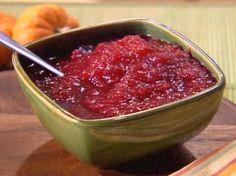 Gordon Ramsay's Apple Cranberry Sauce