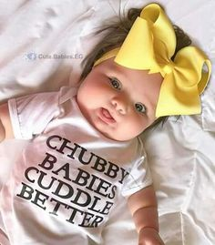 That shirt! I need it for my babies