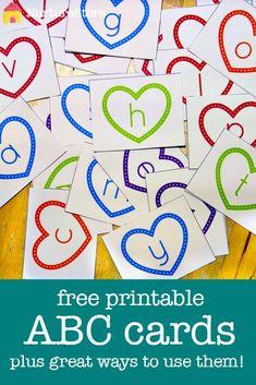 free printable alpha