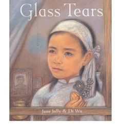 Glass tears by Jane Jolly and Di Wu.