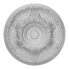 Restorers Architectural Granada Urethane Ceiling Medallion