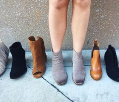 (no)Snow Shoes // Boots & booties now on Sale!   #boots #booties #fallfavorites