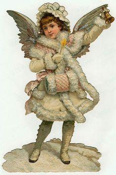 Ange de Noël-Christmas Angel
