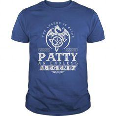 Cool T-shirt It's an PATTY thing, Custom PATTY T-Shirts