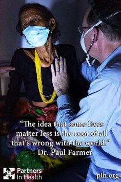 Met this man while on a medical mission trip to Haiti and you will not find a…