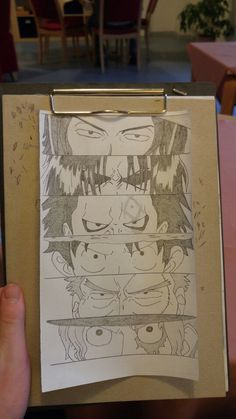 Portgas D. Ace, Gol D. Roger, Monkey D. Dragon, Monkey D. Luffy, Monkey D. Garp, Sabo