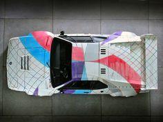 BMW M1 Frank Stella-edition