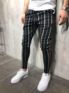 ideas sport oufits casual sweatpants for 2019 Mens Joggers Sweatpants, Mens Jogger Pants, Sport Outfits, Casual Outfits, Men Casual, Men's Outfits, Moda Formal, Mode Simple, Sport Style