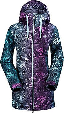 Volcom Magnum Insulated Jacket - Women's - Christy Sports - Snowboarding Jacket - 2015 - Long Fit