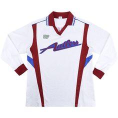 aa917cf74c3 1992-93 Kashima Antlers Away L S Shirt (Very Good) M