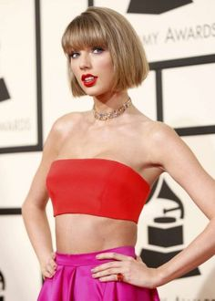 T▲YLOR ~ THE 58th GRAMMYS - Red Carpet Event