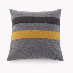 Faribault GRAY/GOLD/BLACK FOOT SOLDIER PILLOW