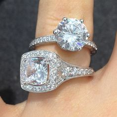 Penny Preville's engagement rings are feminine, luxurious, and intricately detailed. Visit TWO by London for a wide selection of Penny Preville styles!