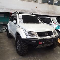 Grand Vitara Suzuki, Suzuki Vitara 4x4, Suzuki Jimny, Defender 90, Land Rover Defender, Toyota Hilux, Jeep Grand Cherokee, Custom Cars, Cars And Motorcycles