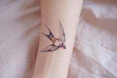 Hummingbird Tattoo Swallow Tattoo NEck TAttoo Alchemist Tattoo Pet Tattoo Small Tattoo Animal Tattoo sticker temporary tattoo Pink Tattoo Flash Girl Tattoo ideas Korea Tattoo Minimal Tattoo Arm tattoo Bird Tattoo