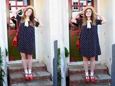 lisette loves   dressing like a big kid