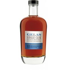 Gelas Bas Armagnac Single Cask Oloroso finish (Sherry) matured 12 years 700ml 54.3%