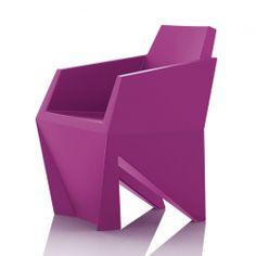 'b-line' chair designed by karim rashid
