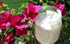 Šlehané tělové máslo :: Poporodní dula Brno a okolí Homemade Beauty, Organic Beauty, Glass Of Milk, Detox, Herbalism, Diy And Crafts, Shampoo, Projects To Try, Cleaning