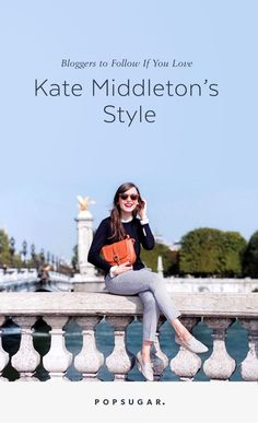 You're not just charmed by preppy style, you want to straight up dress like Kate Middleton. Her look is the perfect blend of feminine and sophisticated, and
