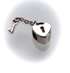 Pandora Sale, Pandora Charms, Silver Charms, 925 Silver, Sterling Silver, Onyx Marble, Love Lock, Key To My Heart, Gifts For Wife
