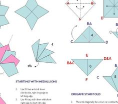 Tea bag folding | Create * Cards