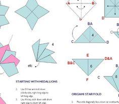 Tea bag folding | Create * Cards