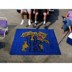 Tailgating fan mat! #UltimateTailgate #Fanatics