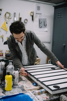 Urban Outfitters - Blog - UO Studio Visits: Clay Mahn