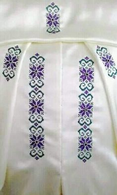 Beaded Embroidery, Hand Embroidery, Embroidery Designs, Caftan Gallery, Kaftan Moroccan, Palestinian Embroidery, Batik Fashion, Beading Projects, Floral Tie