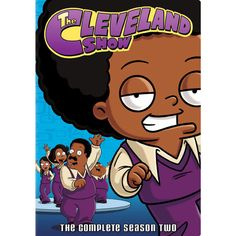 The Cleveland Show: Season 2 DVD