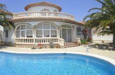 Die Poolvilla Margarita Miami, Villa, Strand, Margarita, Mansions, House Styles, Home Decor, Pictures, Decoration Home