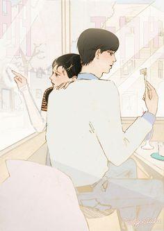 Aesthetic Drawing, Aesthetic Girl, Anime Couples, Cute Couples, Cosplay Tumblr, Cute Couple Art, Love Illustration, Cartoon Art Styles, Pretty Art