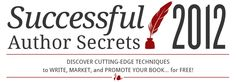 Starting May 7 from the comfort of your home with 16 speakers to help you write, market and promote your book... FREE! Register now!