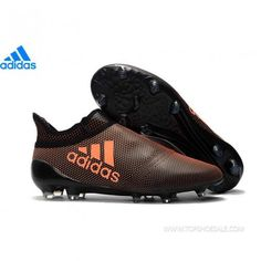 Adidas X Purechaos FG Fotbollskor Brown Orange 545d6d7fdd407