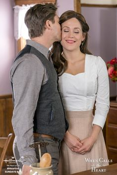 Love is priceless. Tune in this Sunday for the wedding of the decade. It's a special When Calls the Heart on March 18 9/8c.  #Hearties #HallmarkChannel #WCTH