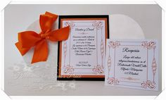 Ina's Place Invitations & Party Supplies: Invitación Bodas - Flores Negras