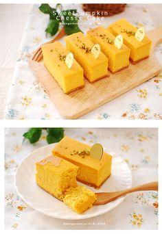 단호박 치즈케익 - 베이킹스쿨(교훈:배워서남주자) Asian Desserts, Apple Desserts, Cookie Desserts, No Bake Desserts, Dessert Recipes, Japanese Pastries, Healthy Cake, Bakery Recipes, Rice Cakes